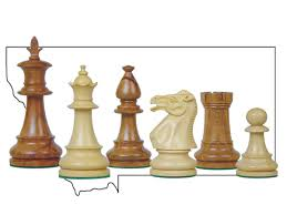 Chess Piece Designs by Montana Chess Association