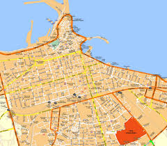 Italy Map Cities Bari Map