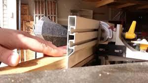 mastercraft 4 inch jointer test youtube