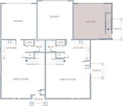 triplex plans triplex floor plans in situ test of buildings retrofitted with