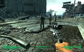 Fallout 3 Interactive Map by Fallout 3 Pc Review Technogog