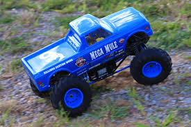 remote control monster truck grave digger mega mule u2013 mega truck trigger king rc u2013 radio controlled