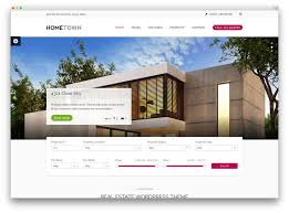 Houzez Theme by 40 Best Real Estate Wordpress Themes For Agencies Realtors And