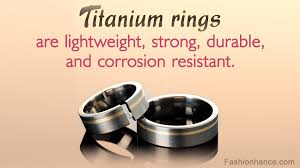 titanium rings for men pros and cons consider these pros and cons of titanium rings before buying one