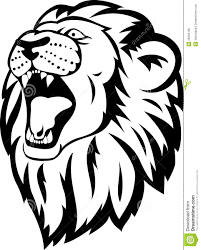tattoo pictures download lion head tattoo stock vector illustration of mammal 26584180