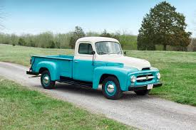 Vintage Ford Truck Decor - classic american pickup trucks history of pickup trucks