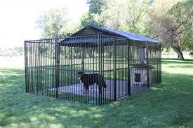 ultimate european dog kennel