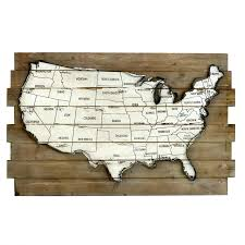 wooden united states wall diy united states wall map usa decor pallet wood fresh