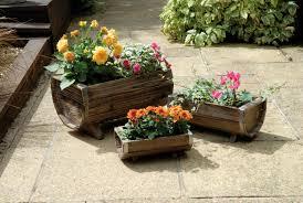 wooden planters design garden how to build wooden planters