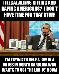 North Carolina Meme - obama s crazy mixed up priorities summed up by one meme
