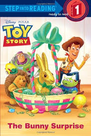 bunny surprise disney pixar toy story step reading