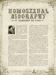 leonardo da vinci biography for elementary students gay group of bahia bahia s gay group ggb homosexual biography
