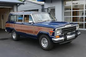 old jeep grand wagoneer jeep wagoneer for sale in oregon sj usa classified ads