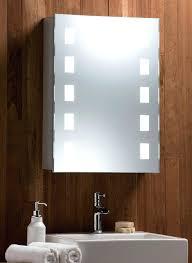 Bathroom Mirror Cabinet With Shaver Socket Bathroom Mirrors With Led Lights And Shaver Socket Illuminated