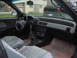 Honda Civic Si Interior Fast Cool Cars Car Interior Pictures Of The Coolest Fastest Cars