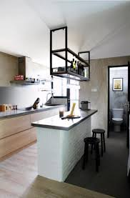 kitchens without cabinets kitchen suspended kitchen shelves design ideas for kitchens
