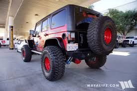 jeep brute black 2017 sema spyder black jeep jk wrangler unlimited
