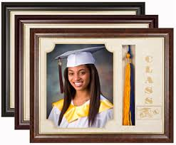 diploma frames with tassel holder school graduate picture frames