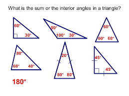 Interior Exterior Angles 7 1 Interior And Exterior Angles In Polygons What Is The Sum Or