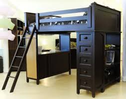 winchester full size loft bed deluxe furniture design