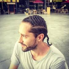half shaved with braids 50 cool man braid hairstyles for men the trend spotter