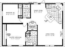 House Plans Under 800 Square Feet by Floorplans For Manufactured Homes 800 To 999 Square Feet
