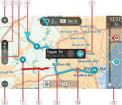 Tomtom Maps Free Download Usa by The Map View