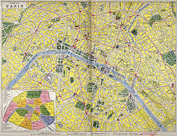 Strasbourg France Map by Map Of Cities