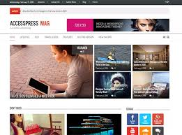 best blog themes ever 12 best wordpress themes for multiple author blogs in 2016 elegant