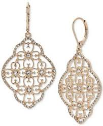 gold chandelier earrings chandelier earrings shop for and buy chandelier earrings online