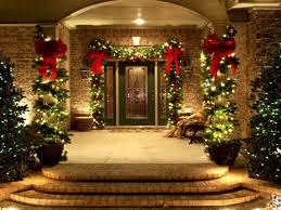 Outdoor Decoration Ideas Unthinkable Christmas Outdoor Decor 5 Christmas Design