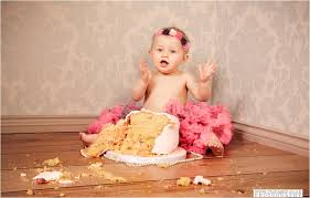 Children S Photography Baby Cake Smash Childrens Photo Parties In Greater Manchester