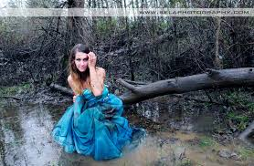 mud puddle in a prom dress sela photography official blog site