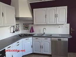 repeindre un plan de travail cuisine meuble de cuisine noir pour idees de deco de cuisine luxe peinture