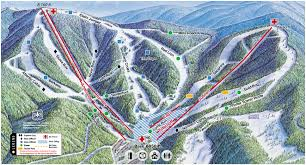 Mt Snow Trail Map Trail Maps U2013 Discovery Ski Area