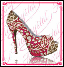 wedding shoes india aidocrystal peep toe 4 7 inches india wedding shoes