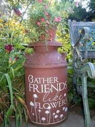 Upcycled Garden Decor 184 Best Gardens Upcycled Images On Pinterest Old Cribs Styles