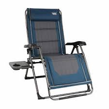 timber ridge zero gravity chair with side table timber ridge zero gravity lounger with side table