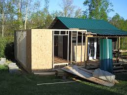 How To Build A Cottage House How To Build A Mortgage Free Small House For 5 900
