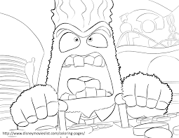 disney u0027s inside out coloring pages sheet free disney printable