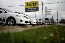 drake cars hertz investors bracing for more rental car tumult from ceo