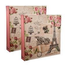 travel photo album 4x6 photo album slip in 4x6 travel memories 500 photos pack of 2