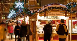 christmas is coming with christmas markets great britain