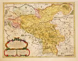 Map View Antiquemaps Fair Map View Alte Landkarte Antique Map Marck