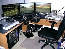 Z Line Belaire Glass L Shaped Computer Desk L Shaped Gaming Desk Corner Workstation Best L Shaped Desk Glass L