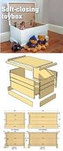 How To Make A Wood Toy Box Bench by Best 25 Toy Box Plans Ideas On Pinterest Diy Toy Box Toy Chest