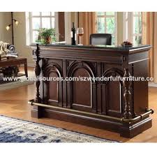 Wooden Bar Table China Solid Wood Bar Counters From Shenzhen Manufacturer Shenzhen