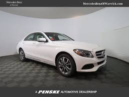 mercedes white used cars at mercedes benz of warwick serving providence ri