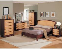 Natural Cherry Bedroom Furniture by Julie Bedroom Set Maple Dark Cherry Finish