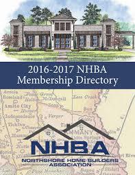nhba mem dir 2016 2017 by parade of homes issuu
